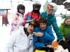 lyžařský kurz Nassfeld 5.B a 1.F únor 2013