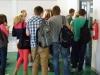 Žáci odcházejí pro svoji denní dávku poznání