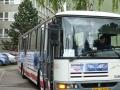 autobus byl řádně označen dle pravidel projektu EU