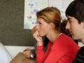 Studenti seminare prednasce Jiriho Dolejsiho pozorne naslouchali