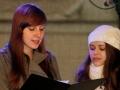 Pěvecký sbor Gymnázia Pardubice Dašická 1083: Vánoční koncert na Perštýnském náměstí