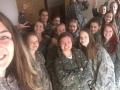 5.B doporučuje akční zážitky v zelených uniformách