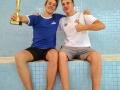 Okresní kolo soutěže v plavání – dvojnásobné vítězství