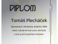kategorie Junior: 17. místo  z 11 245 soutěžících Tomáš Plecháček (2.F)