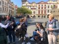 Návštěva žáků z německé partnerské školy