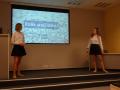 Jitka Laurynová a Lucie Havránková, foto: archiv soutěže Prezentiada