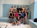okresní kolo soutěže středních škol v plavání: chlapci i dívky