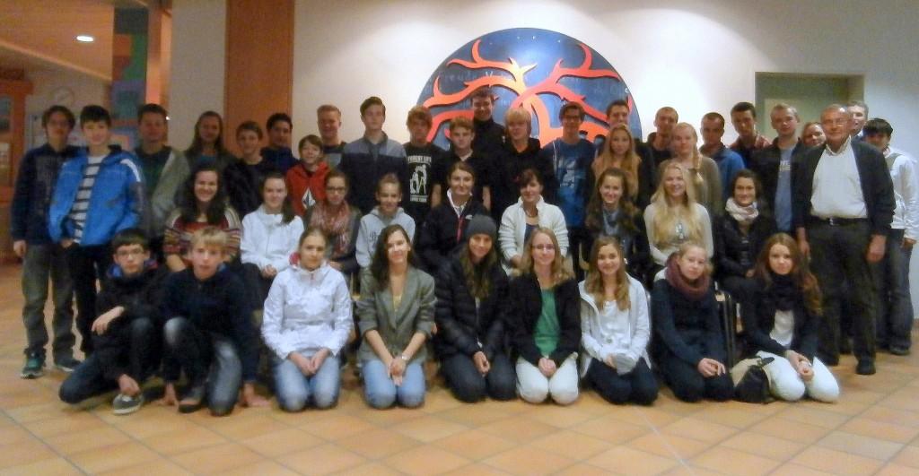 výměnný pobyt Buxheim 2012