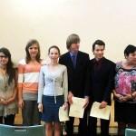 Slavnostní ocenění žáků pardubických základních a středních škol