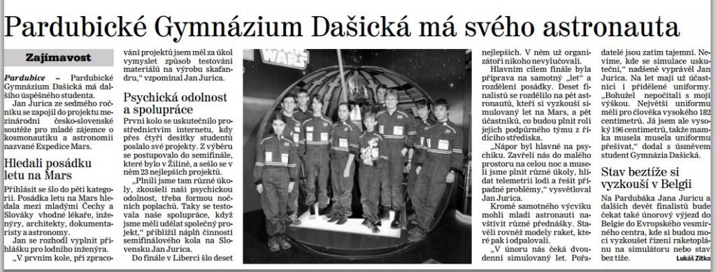 Pardubicky_denik_Jurica_kosmonaut_01