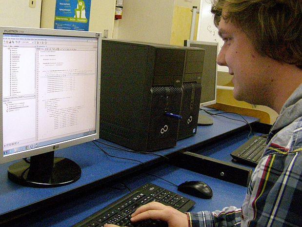Vaclav Ruml 4.F 2015, programátorská soutěž PRO-WAS