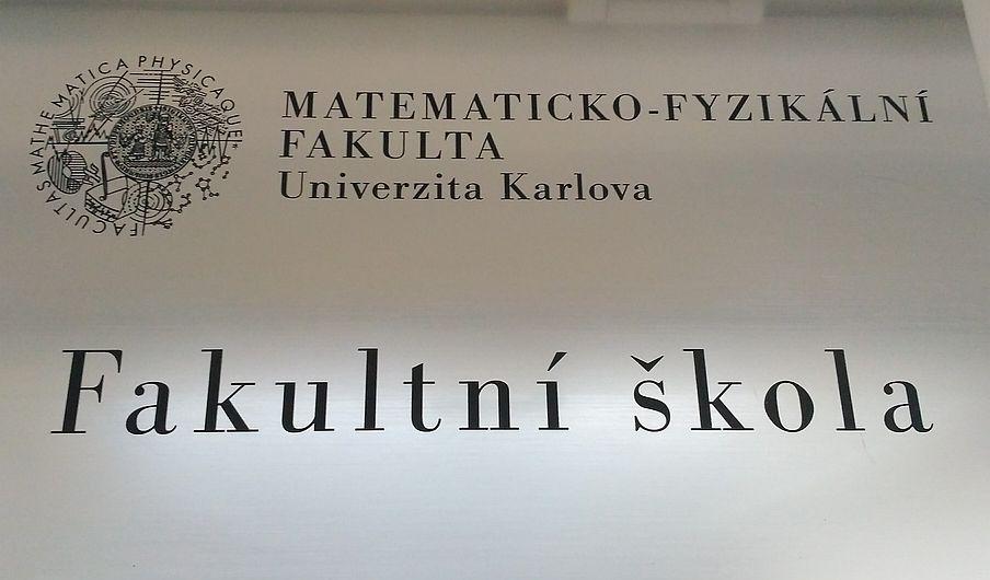 fakultni_skola_MFF_UK_